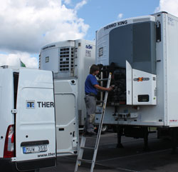 thermoking mobile service