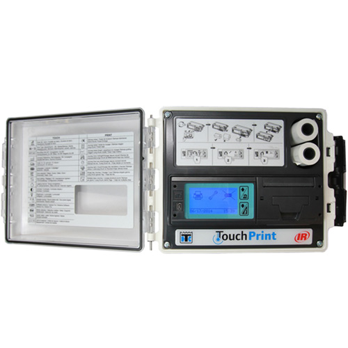 TouchPrint datalogger